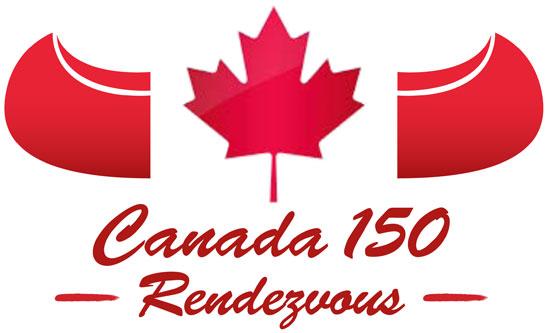 Canada 150 Rendezvous logo
